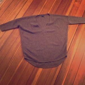 Mocha colored sweater